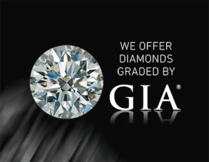 GIA WeOfferIcon print ColoredDiamond black English